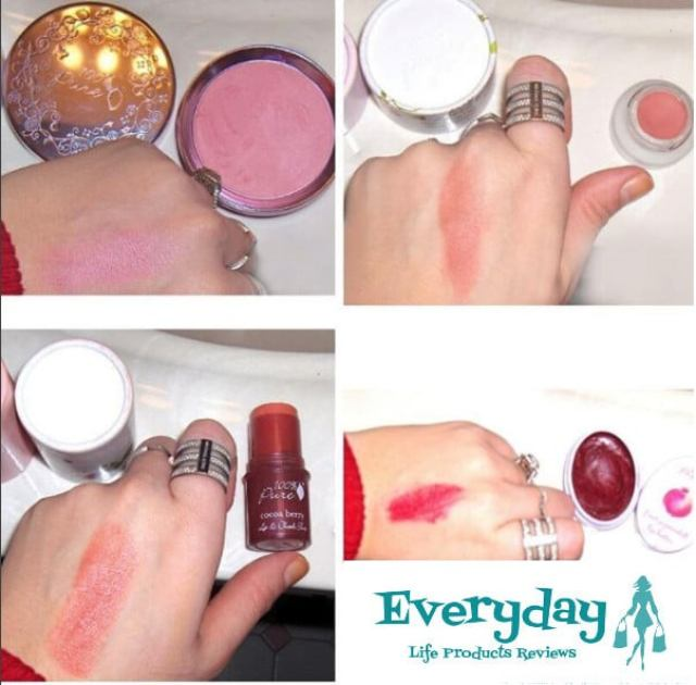 Fruit Pigmented Lip & Cheek Tint by 100% pure #16
