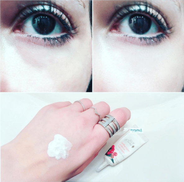 100 Pure Cosmetics Coffee Bean Caffeine Eye Cream Review