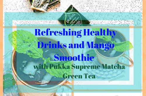 Pukka matcha tea recipes