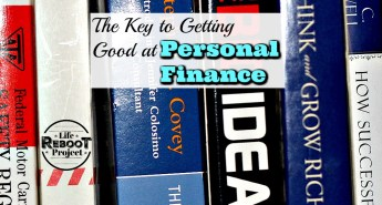 Financial planning will be a little different for everyone. But, to get really good at personal finance, you will need to do one thing in particular. #liferebootproject #personalfinance #financialtips #financialplanning
