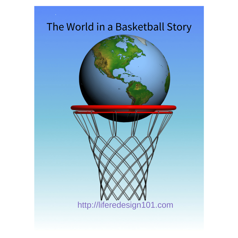 globe basketball words
