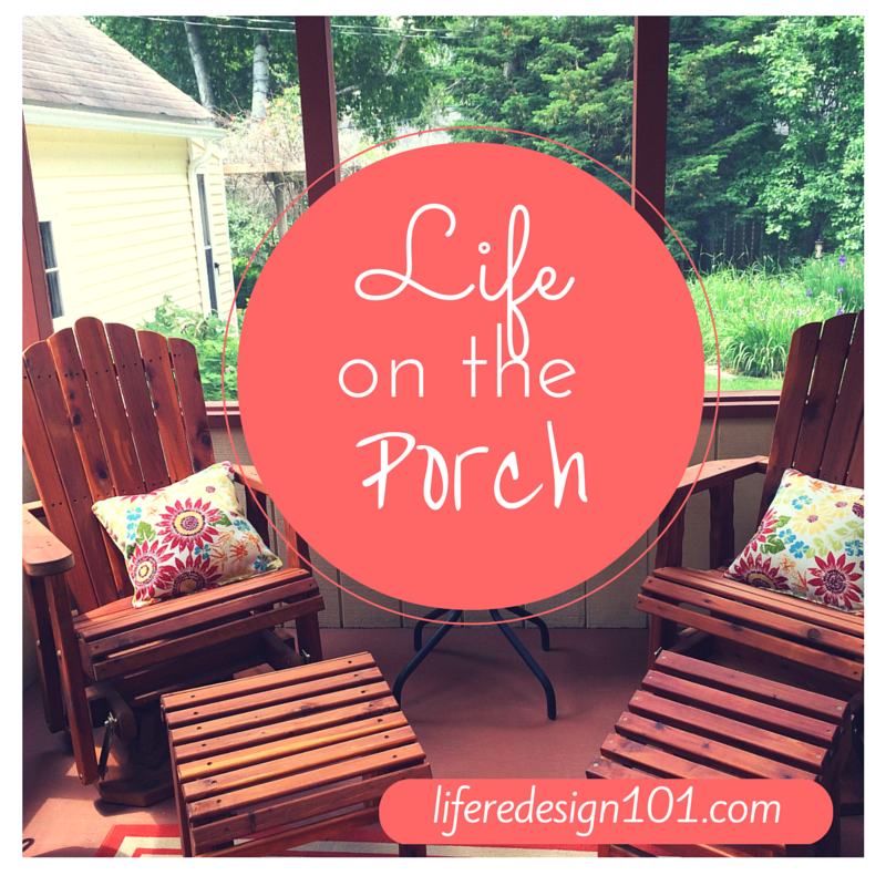 a summer porch