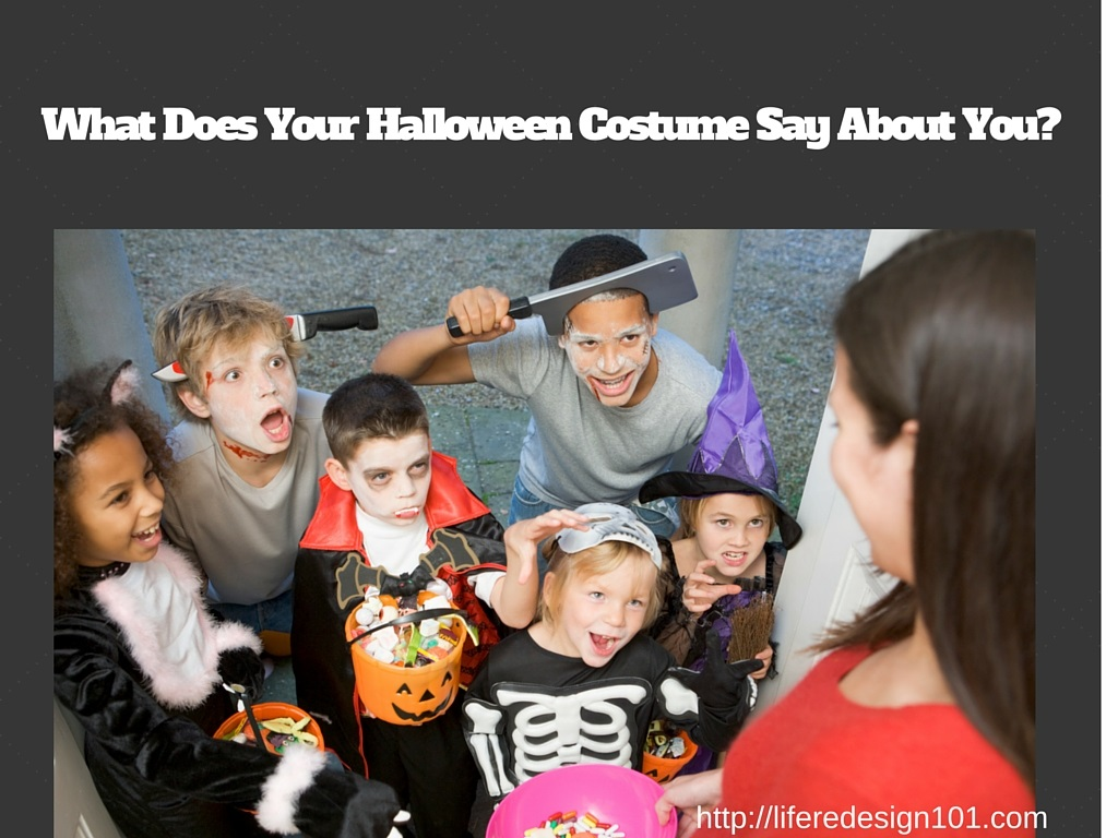 What Does Your Halloween Costume Say About You-