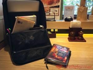 『ひらくPCバッグmini』ずっと欲しかったバッグの新作が発売されたので購入しました!