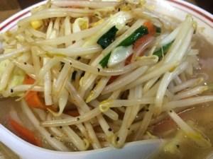 《東京タンメン トナリ 木場店》1日に必要な野菜350gが摂取できるタンメンはここにある!