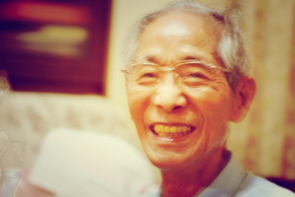 92歳のおじいちゃんに聞いた長生きの秘訣は単純明快たった一つ!!