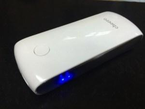 やっぱり買って良かったモバイルバッテリー【cheero Grip3】普段使いから旅行のお供に最適です!