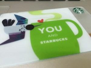 あなたも集めてみませんか?『スターバックスカード』どれもオシャレで可愛いデザインのカードなんですよ!!