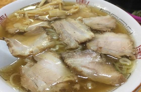『喜多方ラーメン 福島屋』本場の喜多方ラーメンはやっぱり美味しかった!あっさりスープがたまらなく美味しいですね〜♪