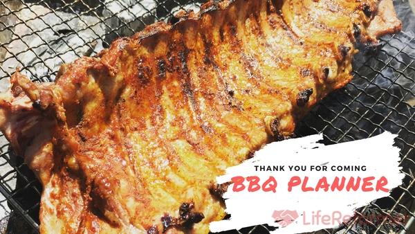 BBQに特化したブログ『BBQプランナー』を開設し、雑記ブログ『ライフリフォーマー』も再開です!