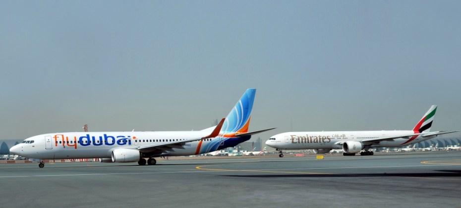 Emirates and flydubai parnership
