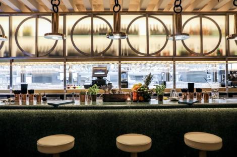 The Atlantic restaurant in Dubai__8