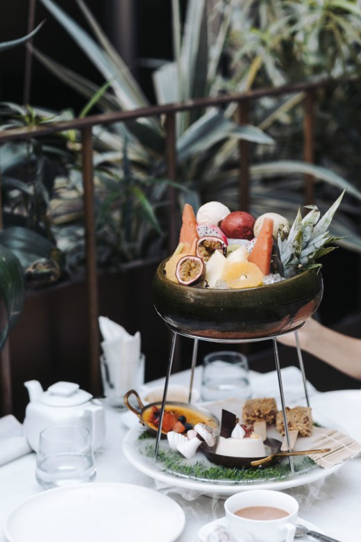 The Lofty Caviar Brunch 7