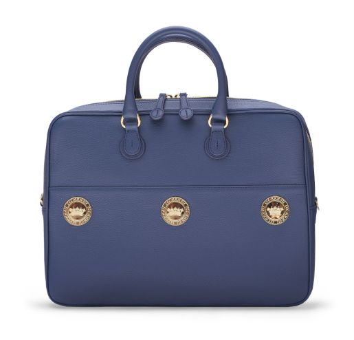 CCCXXXIII - Royal Blue_Briefcase_Front