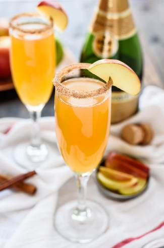 champagne-cocktails-with-apple-cider