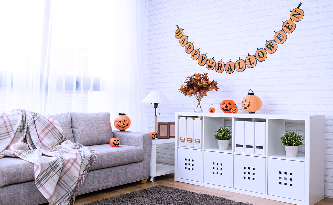 Five Easy Ways to Save This Halloween