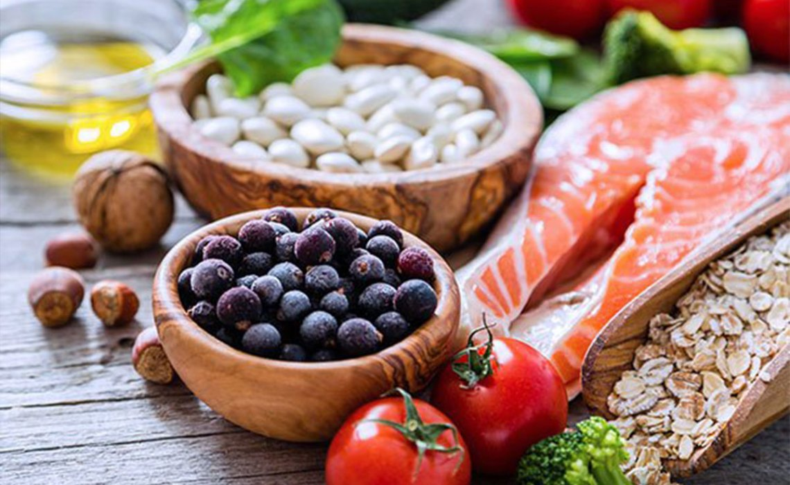 Cash Back on Heart-Healthy Foods