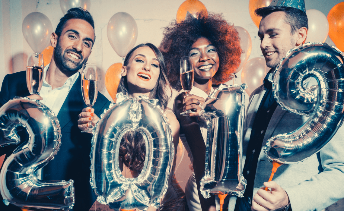 Ibotta's New Year's Eve $1K Giveaway