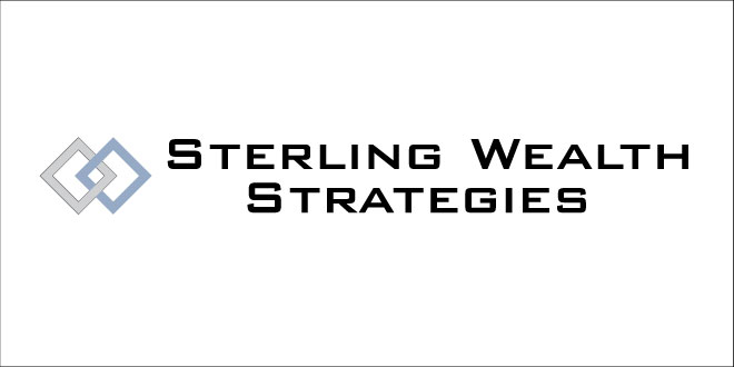 Logo - Identity - Branding Design - Financial - Client: Sterling Wealth Strategies