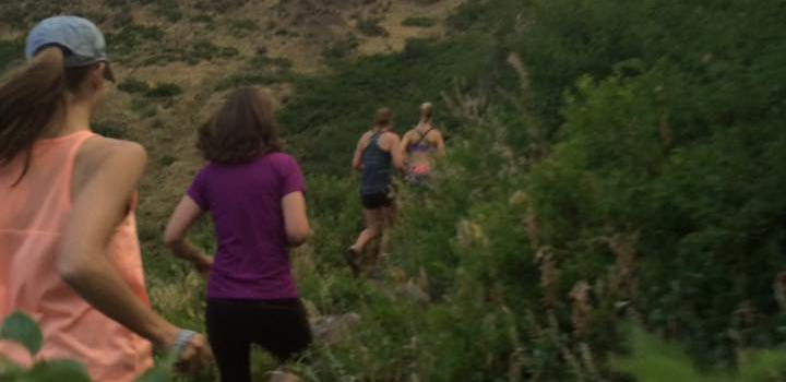 """Are you a real trail runner?  How to find a """"real"""" trail…"""