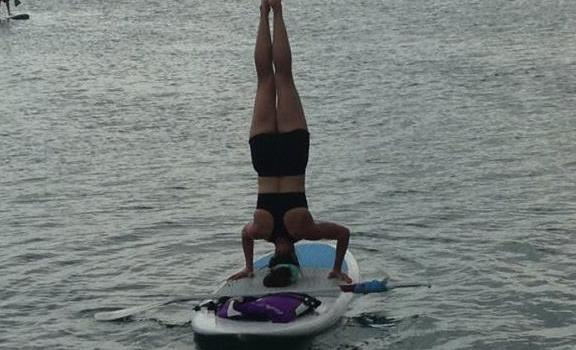Standup Paddle boarding clinic (SUP)