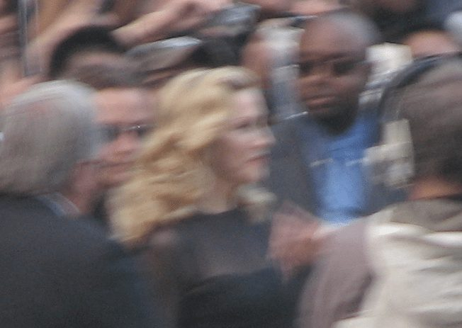 Madonna-TIFF 2011-Red Carpet W.E