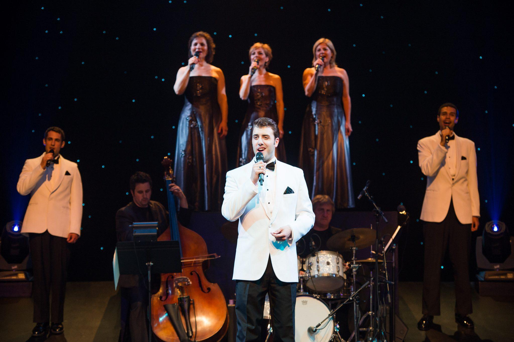 Michael Vanhevel and the Company of Big Band Legends, 2013(B)