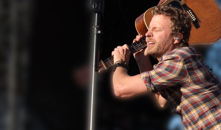 Dierks Bentley Boots and Hearts 2013