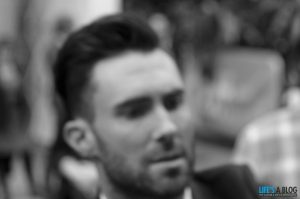 Adam Levine TIFF 2013 Celebrity Sighting