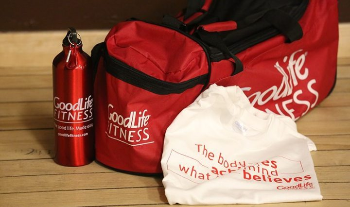 GoodLife Fitness Giveaway