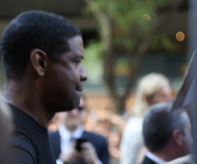 Denzel Washington TIFF 2014
