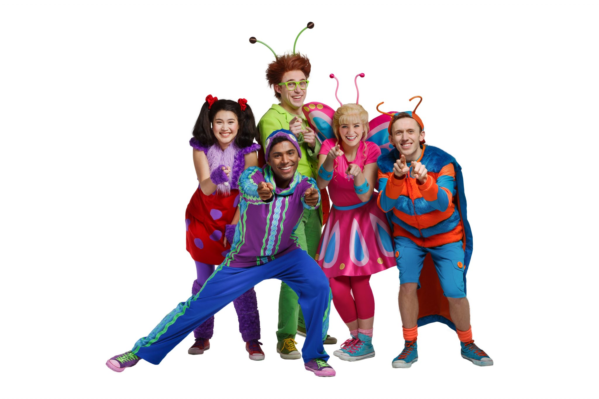 Popular CBC Kids' show The Moblees launches world premiere live show at St. Jacobs Country Playhouse