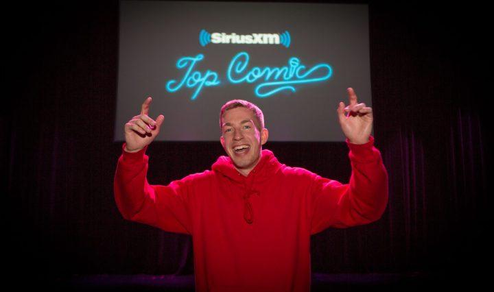 Gavin Matts SiriusXM Funniest Comedian 2017