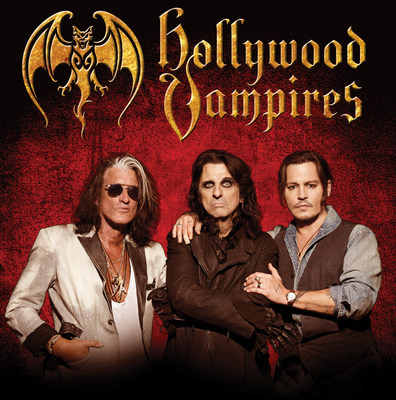 Casino Rama Resort-Super-Group Hollywood Vampires Return- Brian