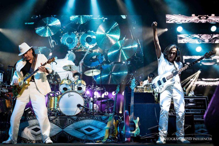 Carlos Santana - 2018 Divination Tour - Hamilton ON - First Ontario Centre 2018-11
