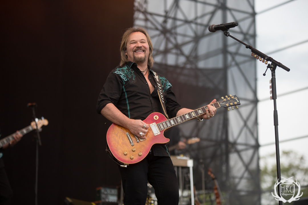 Big Sky Music Festival Travis Tritt