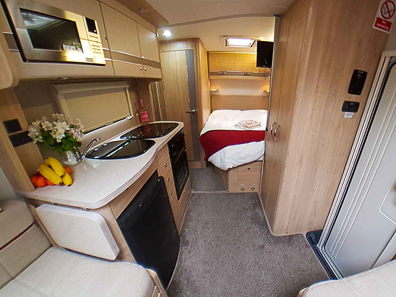 Majestic Life S An Adventure Motorhome Amp Campervan Hire Uk