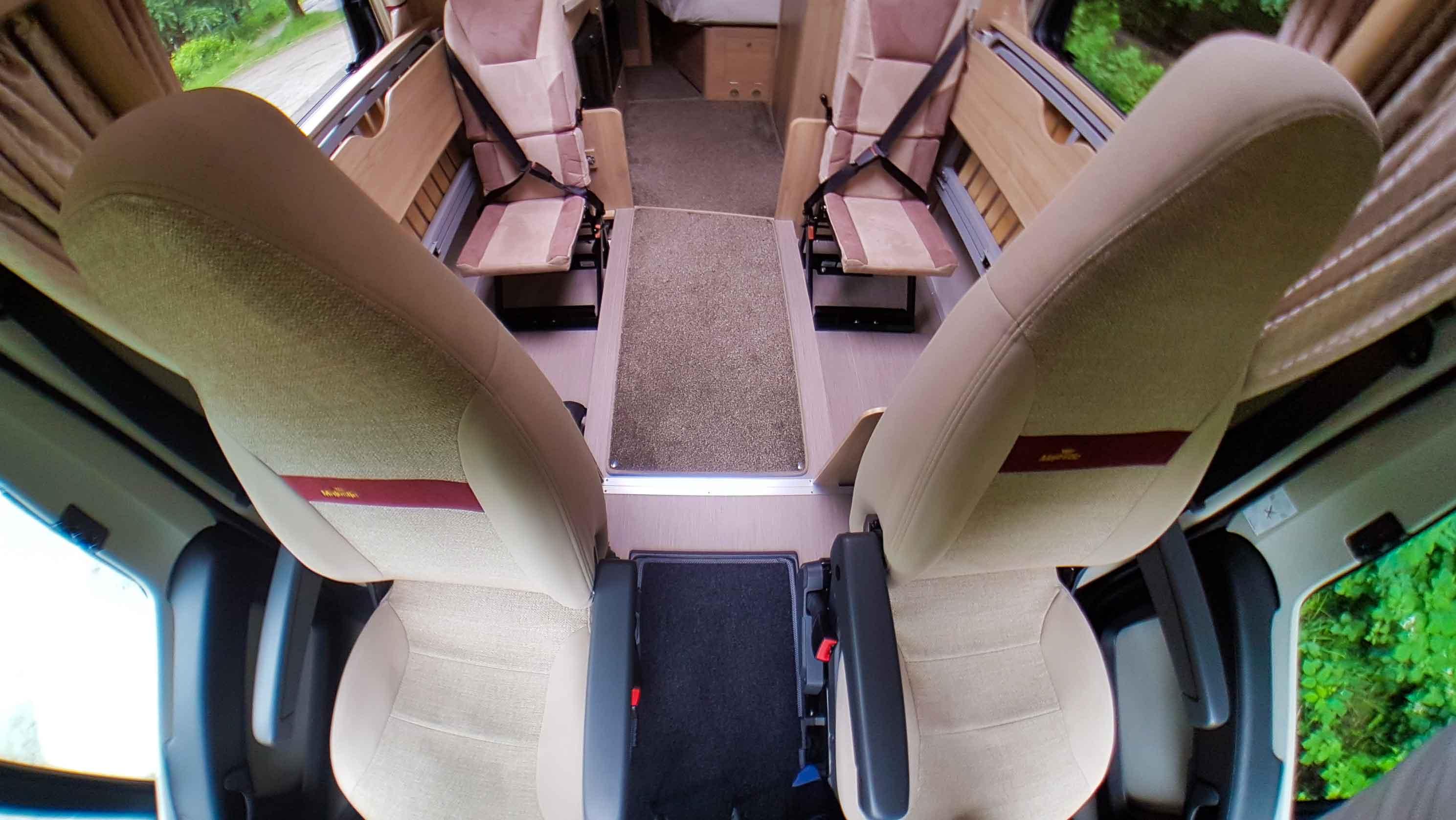 Life's an Adventure Motorhome & Campervan Hire UK