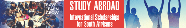 International Scholarships for South Africans