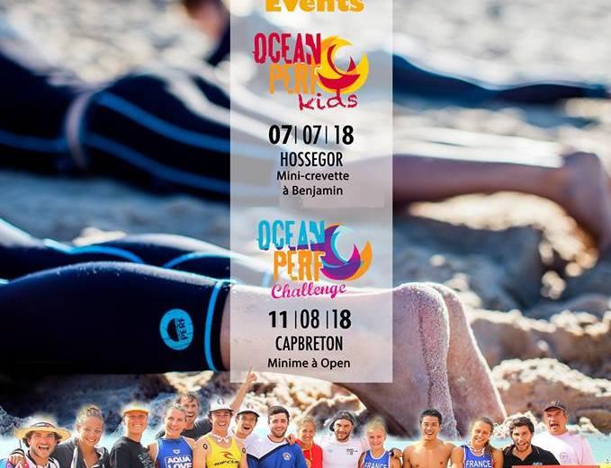 Uitnodiging Oceanperf Challenge 2018
