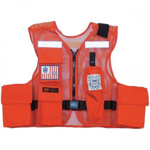 Coats, Vests & PFD's