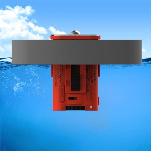 strobe float water