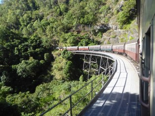 Stoney Creek Falls Bridge