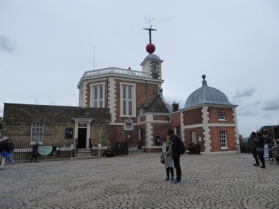 Royal Observatory and time ball