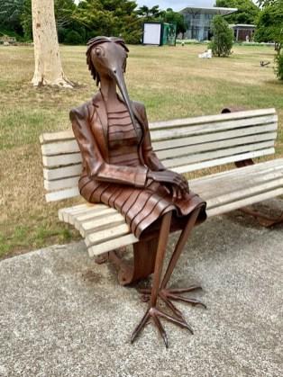 Bird Lady by Jamie Pickernell