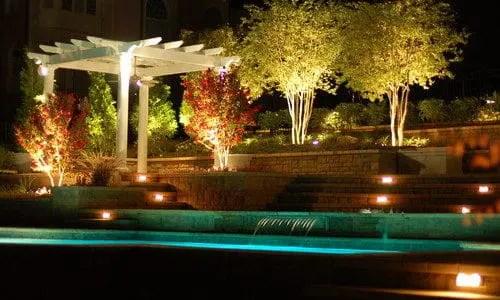 luxury outdoor lighting archives