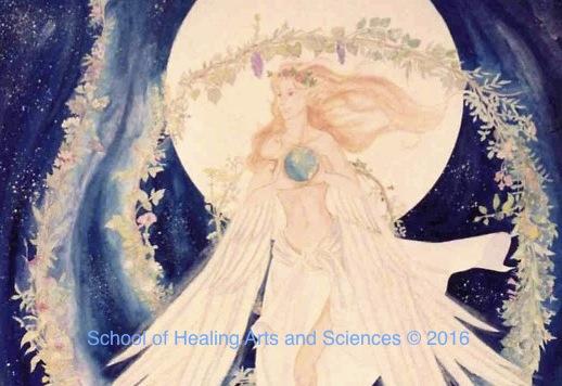地球の女神