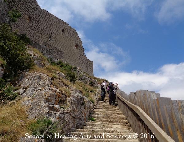 カタリ派の城