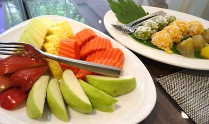 タイのフルーツ