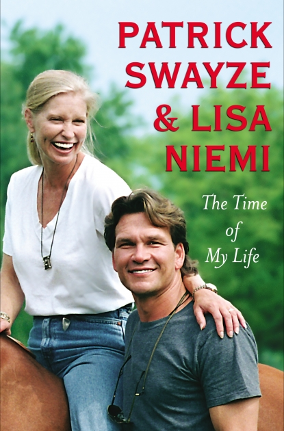lisa-niemi-and-patrick-swayze-the-time-of-my-life-book-cover-photos